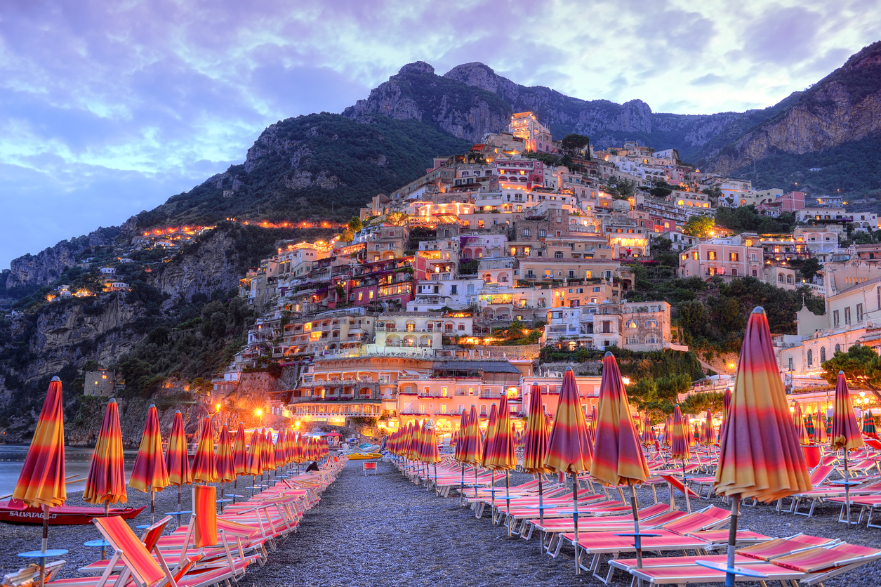 Taste of Rome & Amalfi Coast